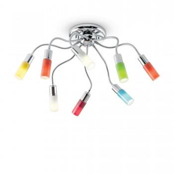 Lubinis šviestuvas ECOFLEX PL8 Ideal Lux