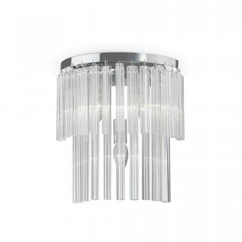 Sieninis šviestuvas ELEGANT AP3 Ideal Lux