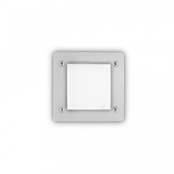 Įmontuojamas lauko šviestuvas LETI PT1 SQUARE Ideal Lux