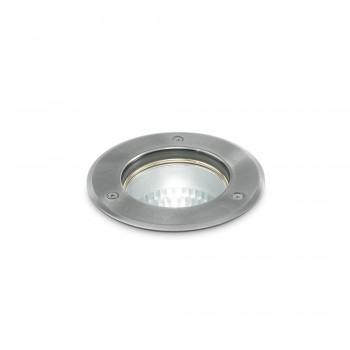 Įmontuojamas lauko šviestuvas PARK PT1 ROUND MEDIUM Ideal Lux