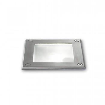 Įmontuojamas lauko šviestuvas PARK PT1 SQUARE Ideal Lux
