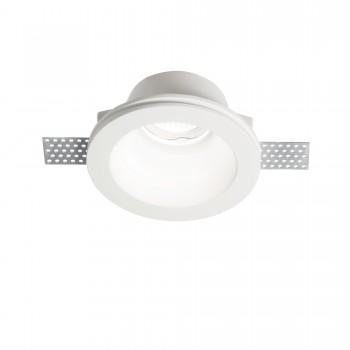 Įmontuojamas šviestuvas SAMBA FI1 ROUND BIG Ideal Lux