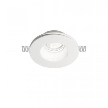 Įmontuojamas šviestuvas SAMBA FI1 ROUND MEDIUM Ideal Lux
