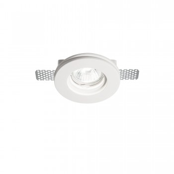 Įmontuojamas šviestuvas SAMBA FI1 ROUND SMALL Ideal Lux
