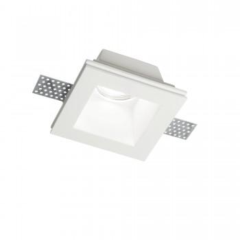 Įmontuojamas šviestuvas SAMBA FI1 SQUARE BIG Ideal Lux