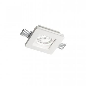 Įmontuojamas šviestuvas SAMBA FI1 SQUARE SMALL Ideal Lux