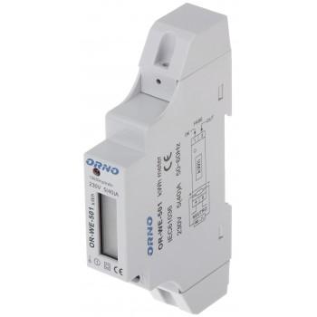Vienfazis elektros skaitiklis ORNO OR-WE-501