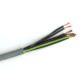 Lankstus varinis kabelis YSLY 7x1.5mm2
