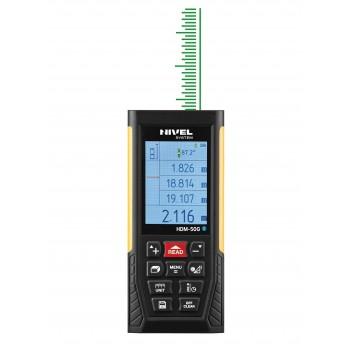 Atstumo matuoklis Nivel System HDM-50G